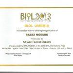 Umbria BIOL 2013
