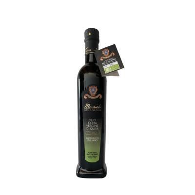 Organic Extra Virgin olive oil Monocultivar Moraiolo